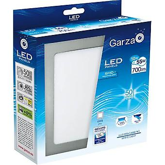 Garza Led Panel 10W 700Lm Aluminum 20X20 rectangular 40K