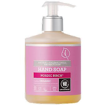 Urtekram Liquid Hand Soap Antibacterial Birch Bio 380 Ml
