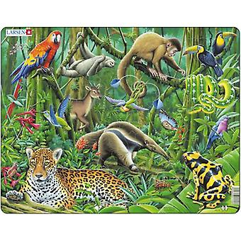 Larsen South American Rainforest (Kids , Toys , Table Games , Puzzles)