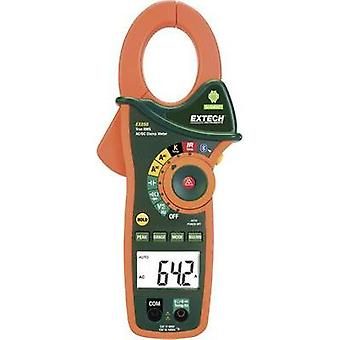 Current clamp Extech EX850 Calibrated to: Manufacturer standards