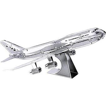 Metal Earth Commercial Jet Boing 747