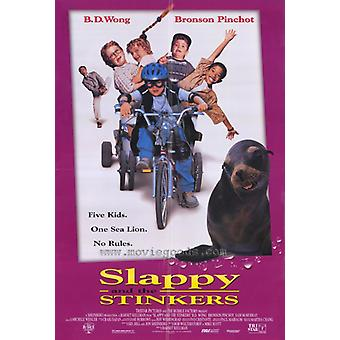 Slappy and the Stinkers Movie Poster Print (27 x 40)