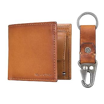Marc O ´ Polo mens wallet purse coin purse with Keychain 4975
