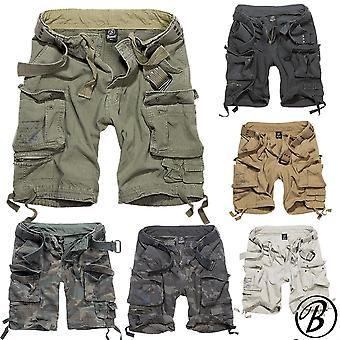 Brandit savage men shorts vintage pants 2001