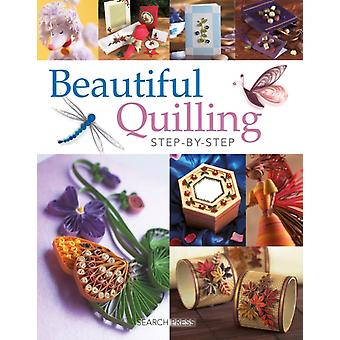 Beautiful Quilling Step by Step (Paperback) by Crane Diane Boden Jenkins Jane Cardinal Judy Wilson Janet