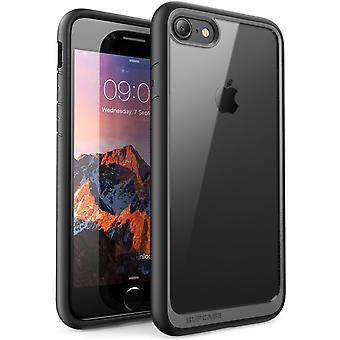 SUPCASE-Apple iPhone 7 caso, Unicorn Beetle Style Case-Black