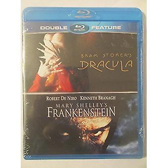 Bram Stokers Dracula / Mary Shelleys Frankenstein [BLU-RAY] USA import