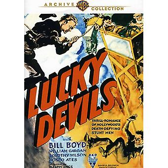 Lucky Devils (1933) [DVD] USA import