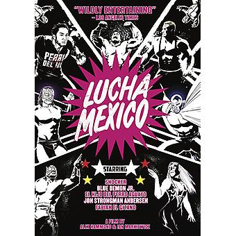 Lucha Mexico [DVD] USA import