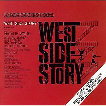 Forskellige kunstnere - West Side Story [udvidet Original Soundtrack] [CD] USA Importer