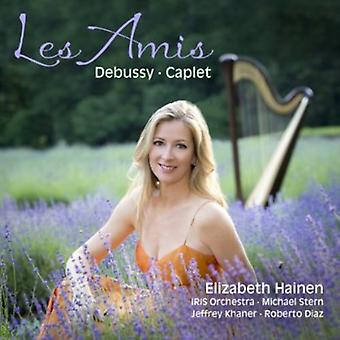 C. Debussy - Les Amis: Debussy, Caplet [CD] USA import