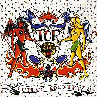 Tor - Outlaw Country [CD] USA importerer