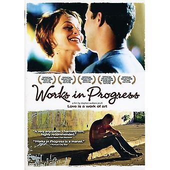 Works in Progress [DVD] USA import