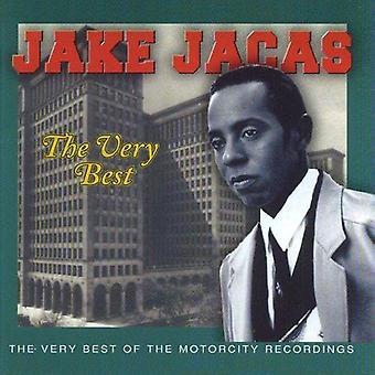 Jake Jacas - import USA najlepsze [CD]