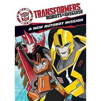 Transformers Robots in Disguise: A New Autobot [DVD] USA import