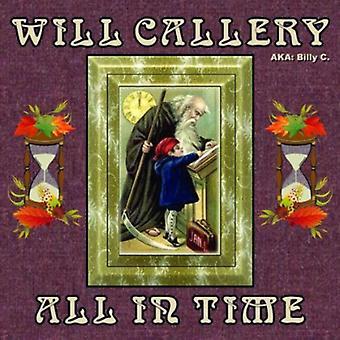 Callery - importerer alt i gang [CD] USA