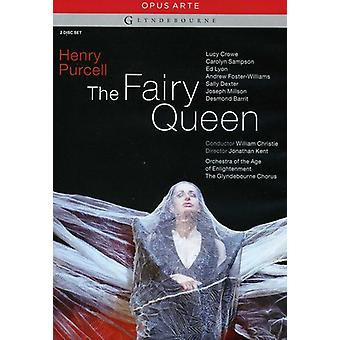 H. Purcell - Fairy Queen [DVD] USA import