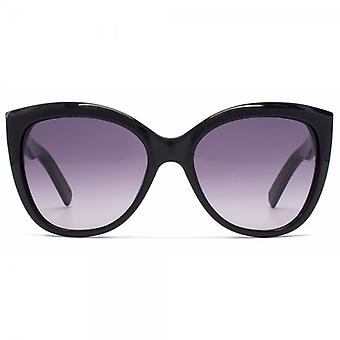 Marc Jacobs Strukturierte Cateye Sunglasses In Black