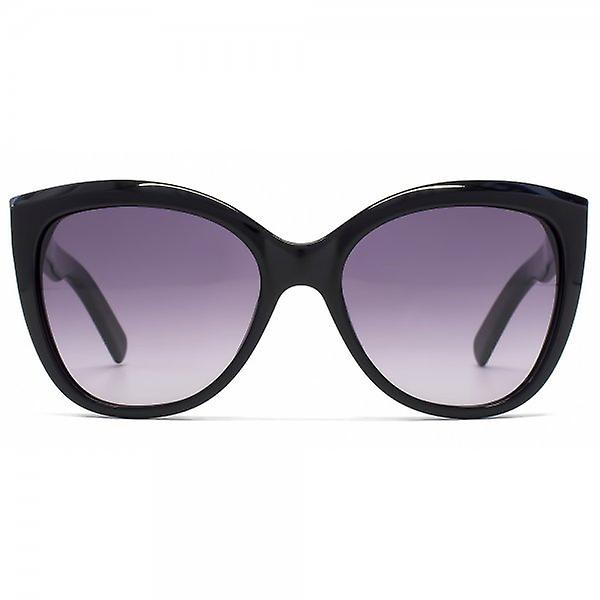 Marc Jacobs Structured Cateye zonnebril In Black