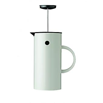 Stelton EM77 Press Coffee Maker - White