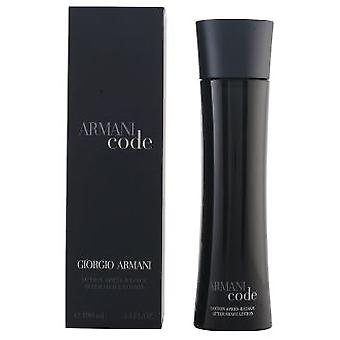 Armani Armani Code As Lotion 100 Ml (Hygiene and health , Shaving , Aftershave)