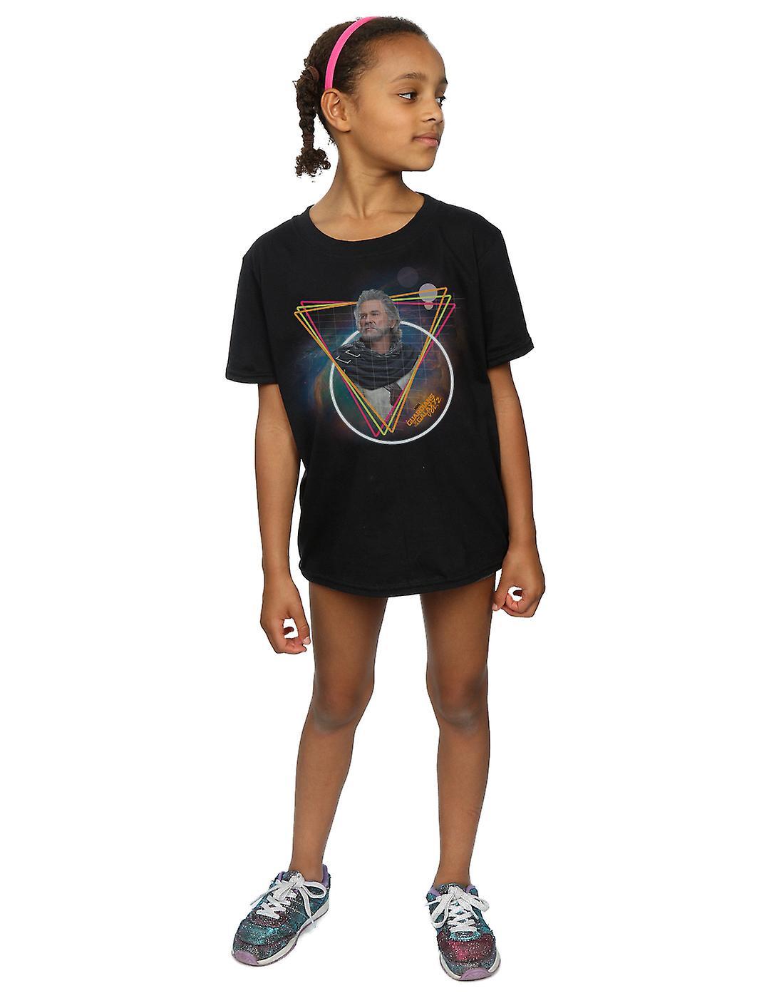 Merveille filles gardiens de la galaxie Neon Ego T-Shirt