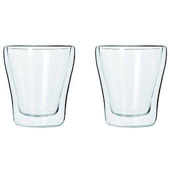 Leonardo Set of 2 cups dp 85ml Duo (Kitchen , Household , Cups and glasses)