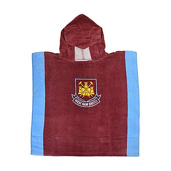 West Ham United Hooded Towel