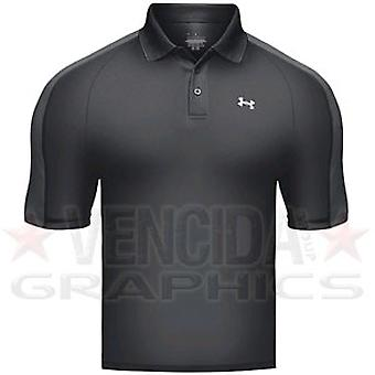 UNDER ARMOUR instinct polo [black/graphite]