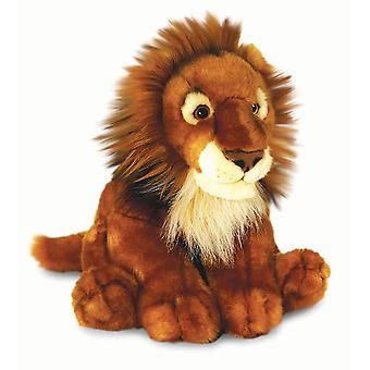 Keel African Lion Soft Toy 40cm - SW3616