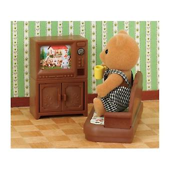 Sylvanian Families Toy Television