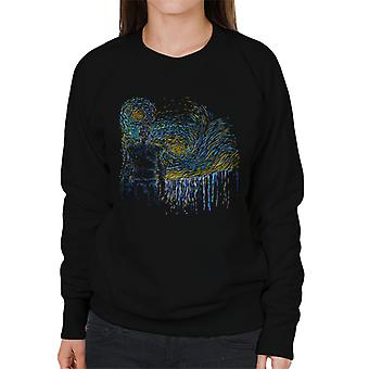 Game Of Thrones stjerneklar nat King kvinders Sweatshirt