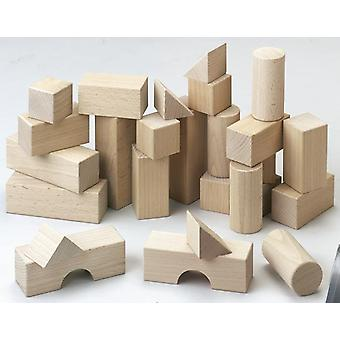 Haba-Building Blocks-Basic Package-legno