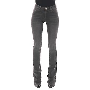 2Nd one 1036700400233 ladies grey cotton of jeans