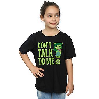 Filles de Disney à l'envers ne Me parlent T-Shirt