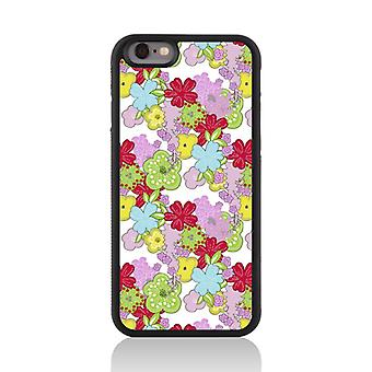 Call Candy Apple iPhone 7 Blooming Amazing 2D Printed Case