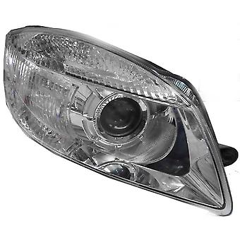 Right Headlamp (Projector Headlamp) for Skoda Fabia Estate 2007-2010