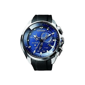 Citizen Herrenuhr Bluetooth Watches Chronograph Eco-Drive BZ1020-14L