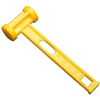 Regatta Compact Durable Strong Light Plastic Camping Mallet & Peg Extractor