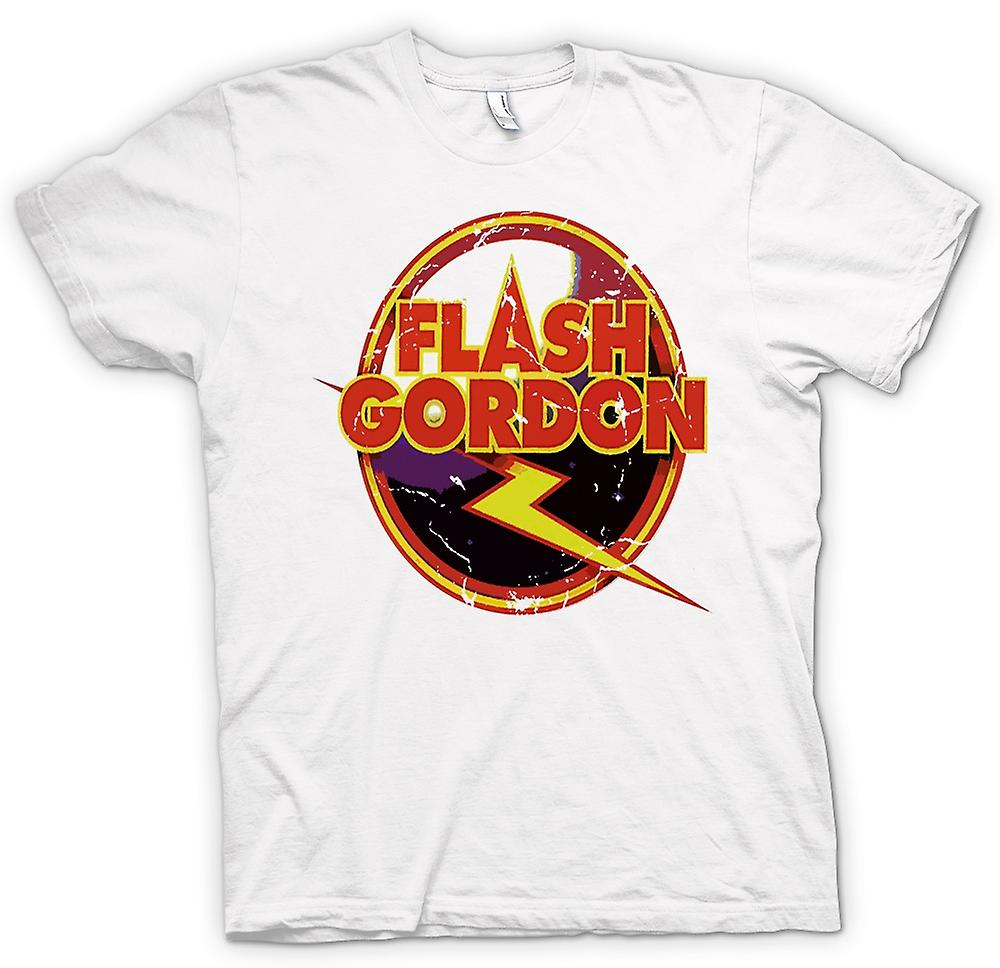 T-shirt Femmes - Flash Gordon Logo - Sci Fi