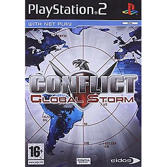 Conflict Global Storm (PS2) - Factory Sealed