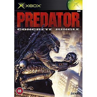 Predator Concrete Jungle (Xbox)