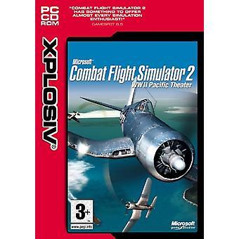 Microsoft Combat Flight Simulator 2 - WWII Pacific Theater Xplosive Angebot (PC-CD)