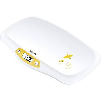 Baby scales 20 kg White, Yellow Beurer BY 80 956.0