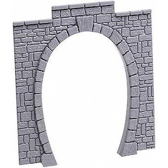 60010 H0 Tunnel portal 1-track Plastic