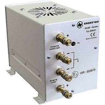 Statron 2239.61 DC/DC omformer 10.5 til 14,5 Vdc - 24 Vdc/30 A 720 W