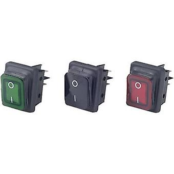 Toggle switch B4MASK42N1121000 250 V AC 16 A 2 x Off/On IP65 latch 1 pc(s)