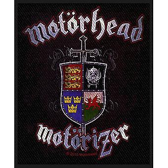 Motorhead Motorizer naai-op doek Patch