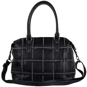 s.Oliver Shopper Handtasche Schultertasche Bowlingbag 39.610.94.7804