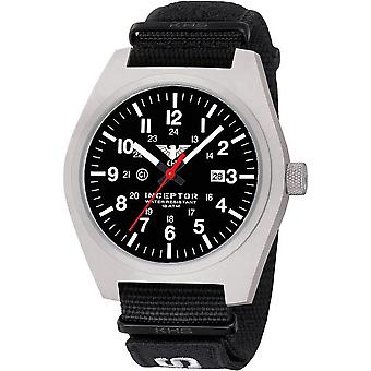 Reloj acero interceptor de KHS KHS. CEIN. NXT7